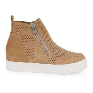 Steve Madden Laureen Wedge Sneakers
